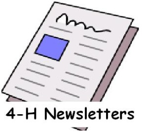 Cover photo for 2014 January / February Randolph County 4-H Newsletter
