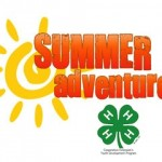 summer adventures advertisement