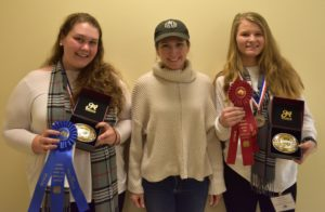 Cover photo for March 2018 NC 4-H Horse Program Newsletter