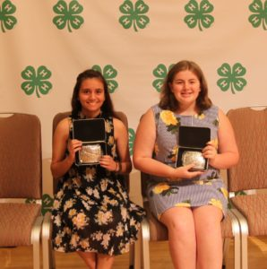 Cover photo for 2018 State 4-H Livestock Contest Results