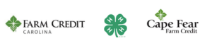 farm credit and 4-H logos