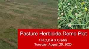Pesticide Field Day