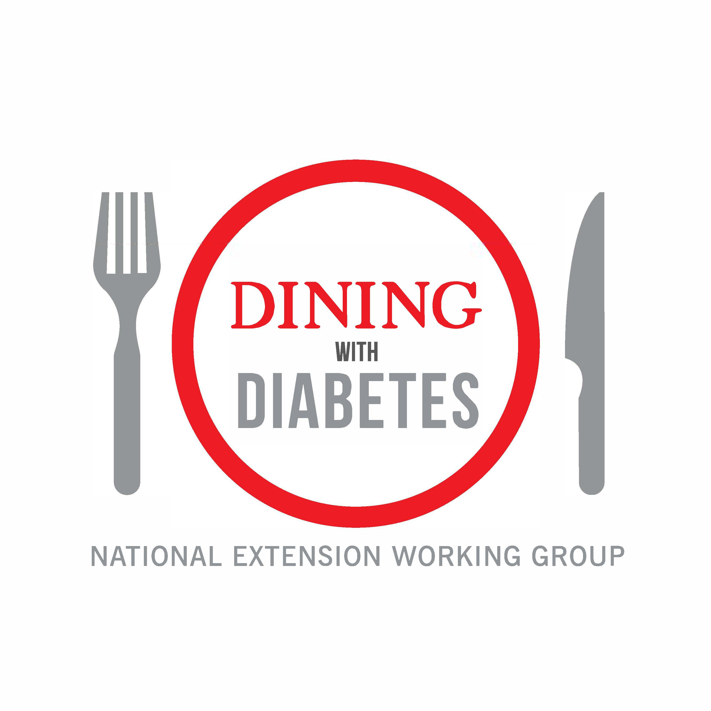 Dining with Diabetes logo