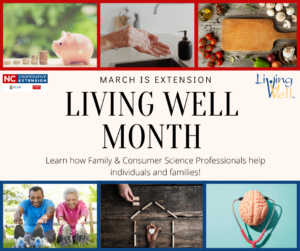 Living Well Month pictures