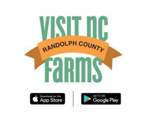 Visit NC Farms logo